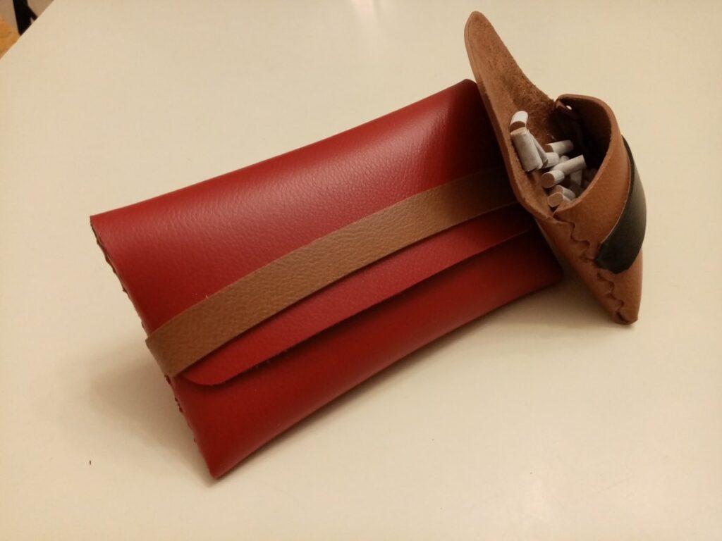 patron blague tabac en cuir par sophie - tithouan pour point-sellier.com