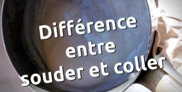 Différence entre souder et coller du cuir - néoprène et colle de farine, d'os ou caseine - Tithouan pour point-sellier.com