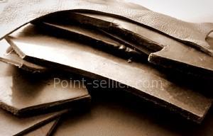 côté fleur, côté chair, croûte de cuir ? apprendre la maroquinerie et le travail du cuir
