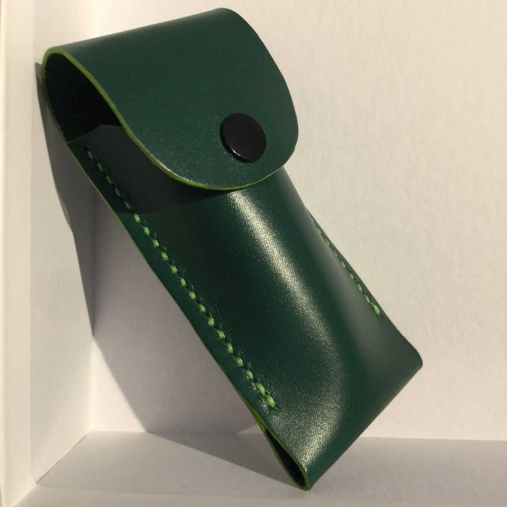 Etui couteau cuir noemie - point-sellier.com