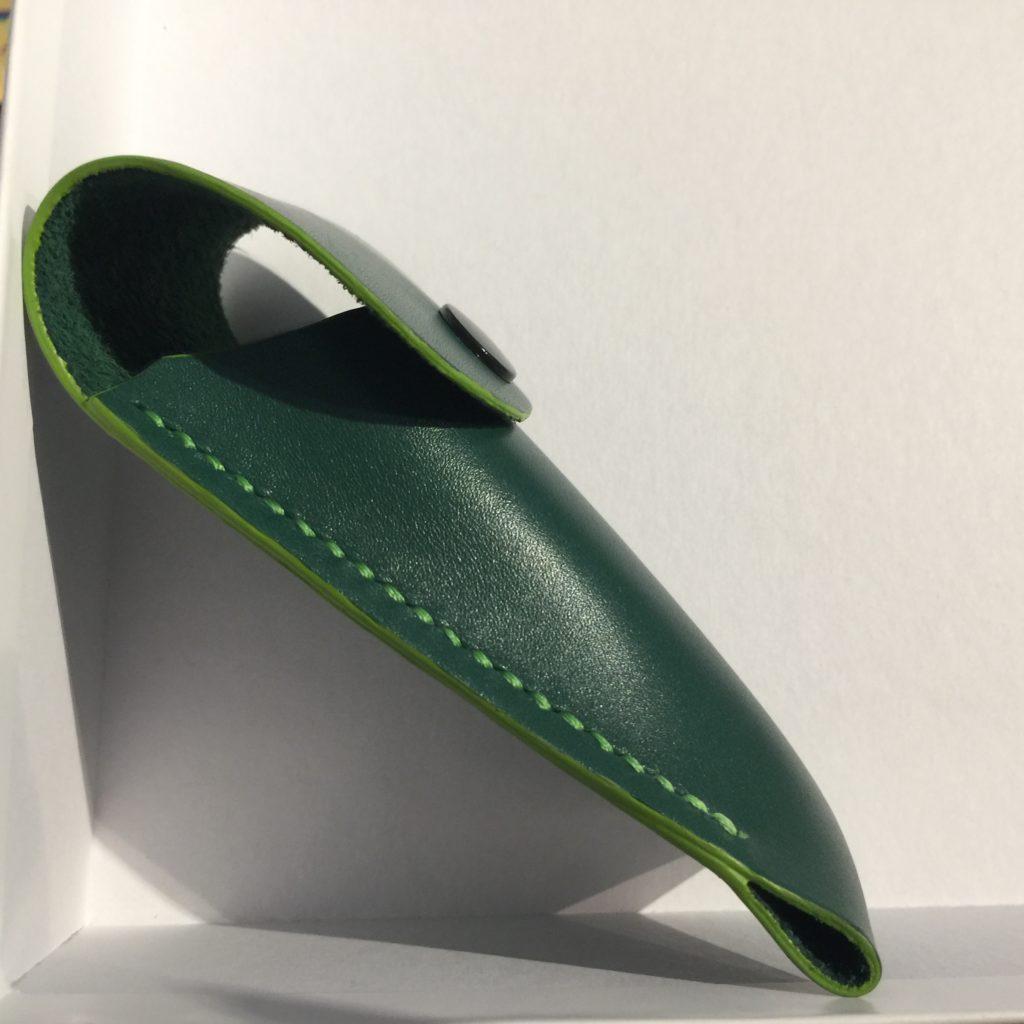 Etui couteau cuir Noémie - point-sellier.com