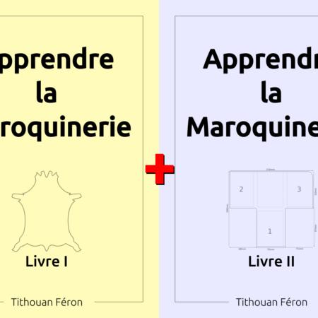 Livre maroquinerie apprendre la travail du cuir - tithouan pour point-sellier.com
